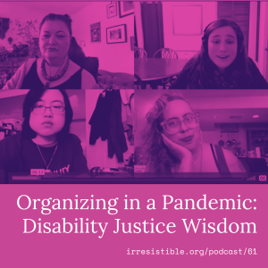 Organizing in a Pandemic: Disability Justice Wisdom