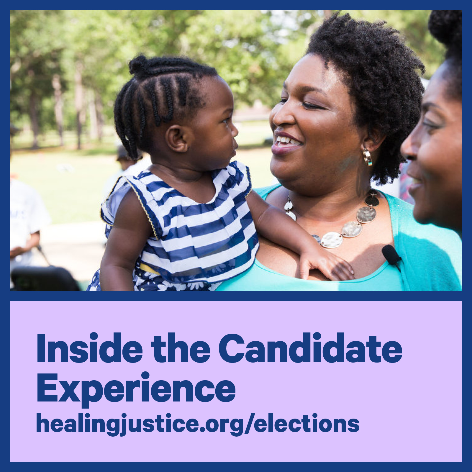 Inside the Candidate Experience with Stacey Abrams, Ashlee Marie Preston, & Nelini Stamp