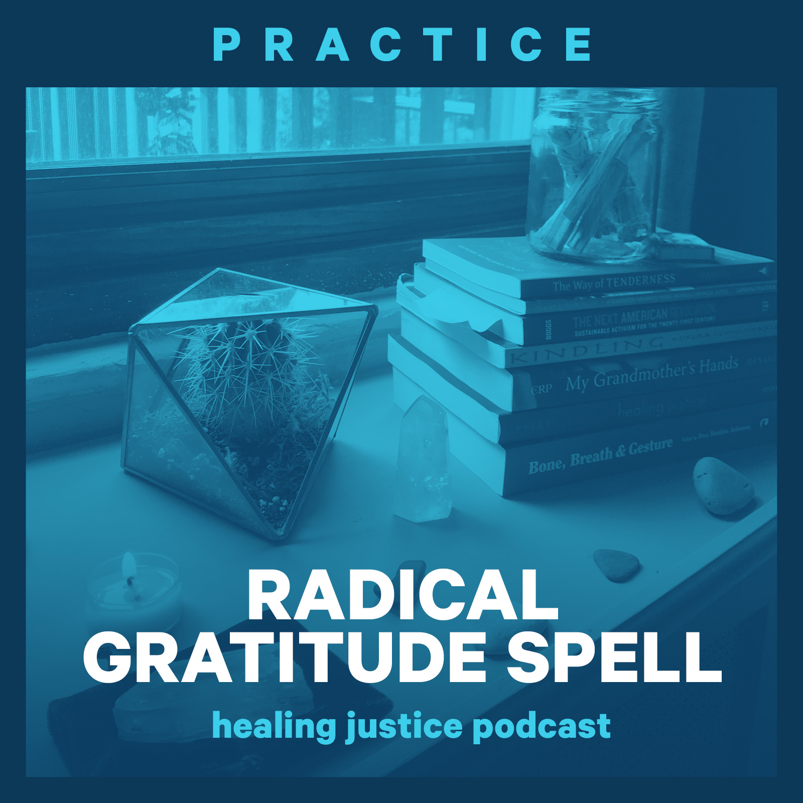 Practice: Radical Gratitude Spell (by adrienne maree brown, read by Fhatima Paulino)