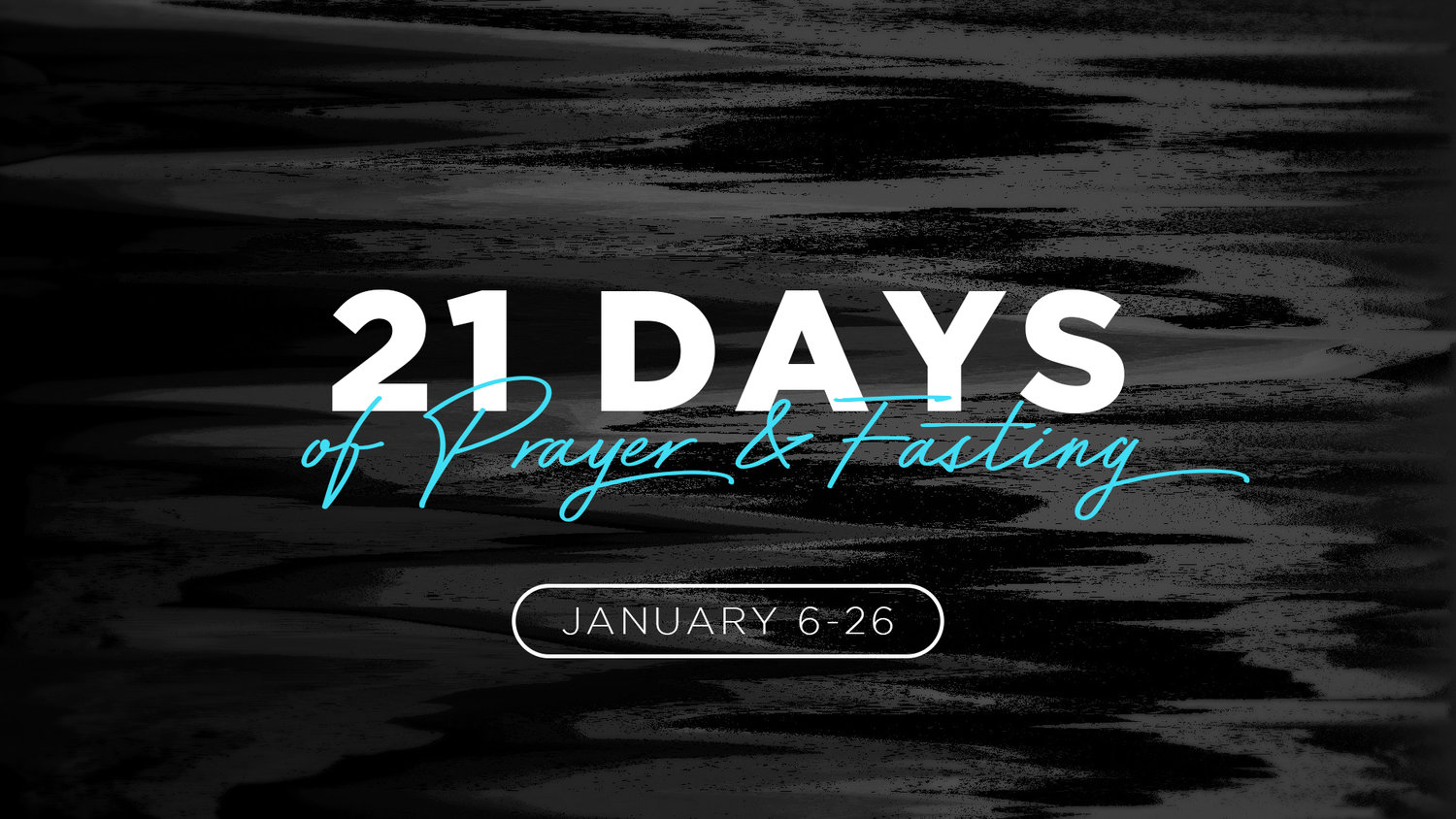 21 Days of Fasting part 1
