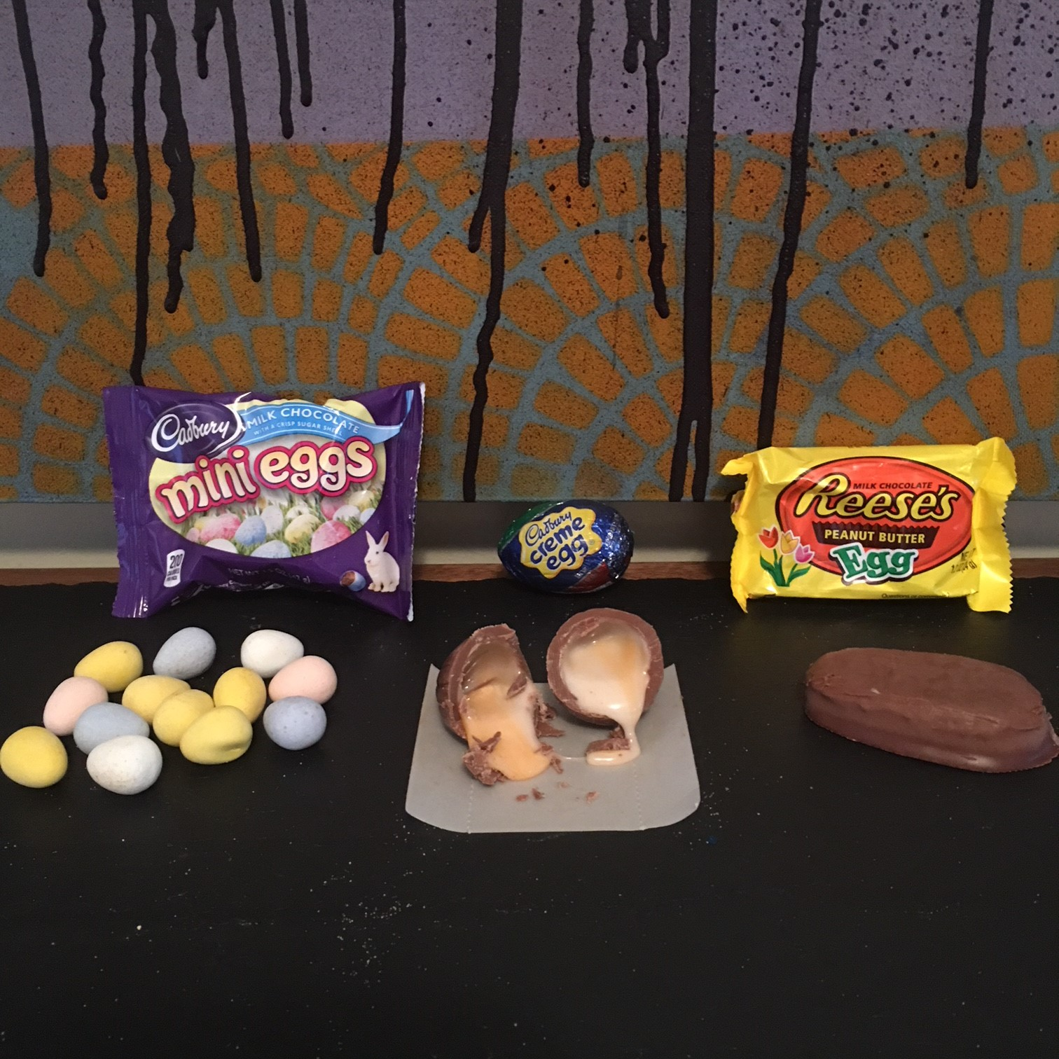 Easter Snacktacular Part 3: Chocolate
