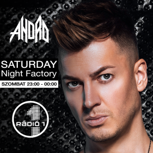 Saturday Night Factory 95 (2019)