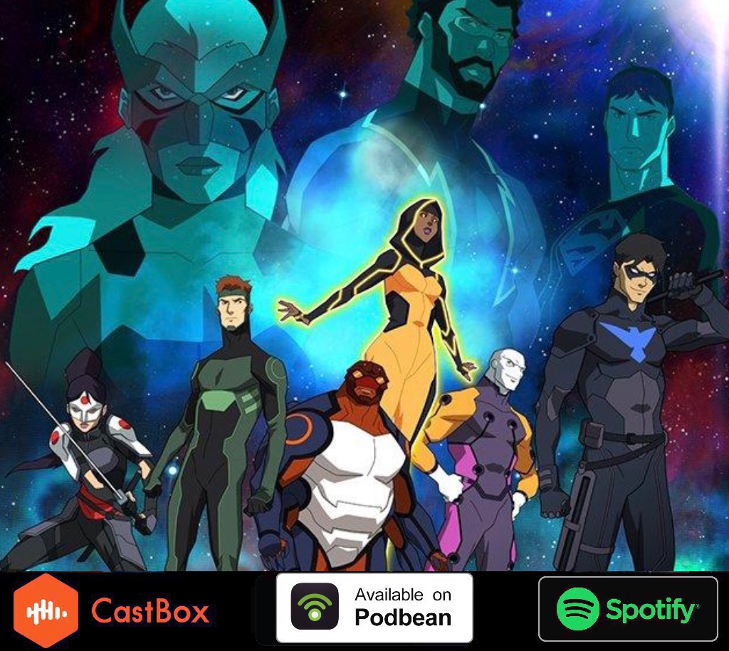 Is Young Justice Season 3 Worth the Hype? (Explicit)