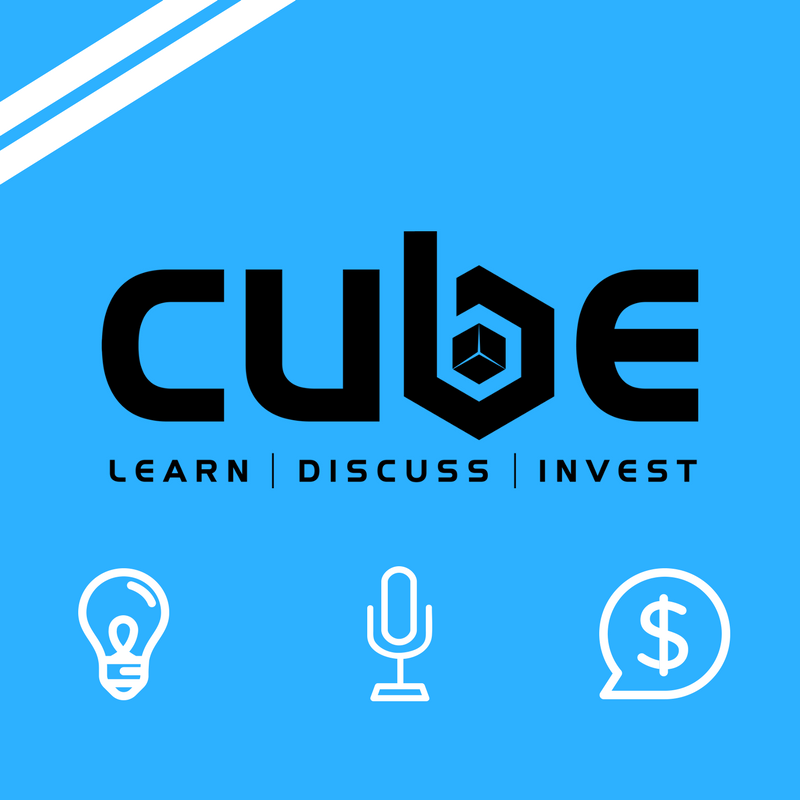 CUBECast Ep. 14 - Confidence is Key!