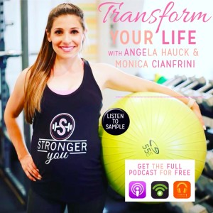 0059 - Interview with MONICA CIANFRINI: How to IDENTIFY and FIX DIASTASIS RECTI & other COMMON POST-PARTUM SYMPTOMS