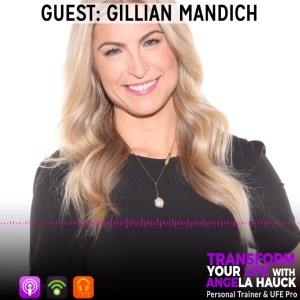 0087 - Interview with GILLIAN MANDICH: Scientific ways to INCREASE YOUR HAPPINESS