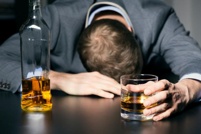 The Battle with Alcoholism