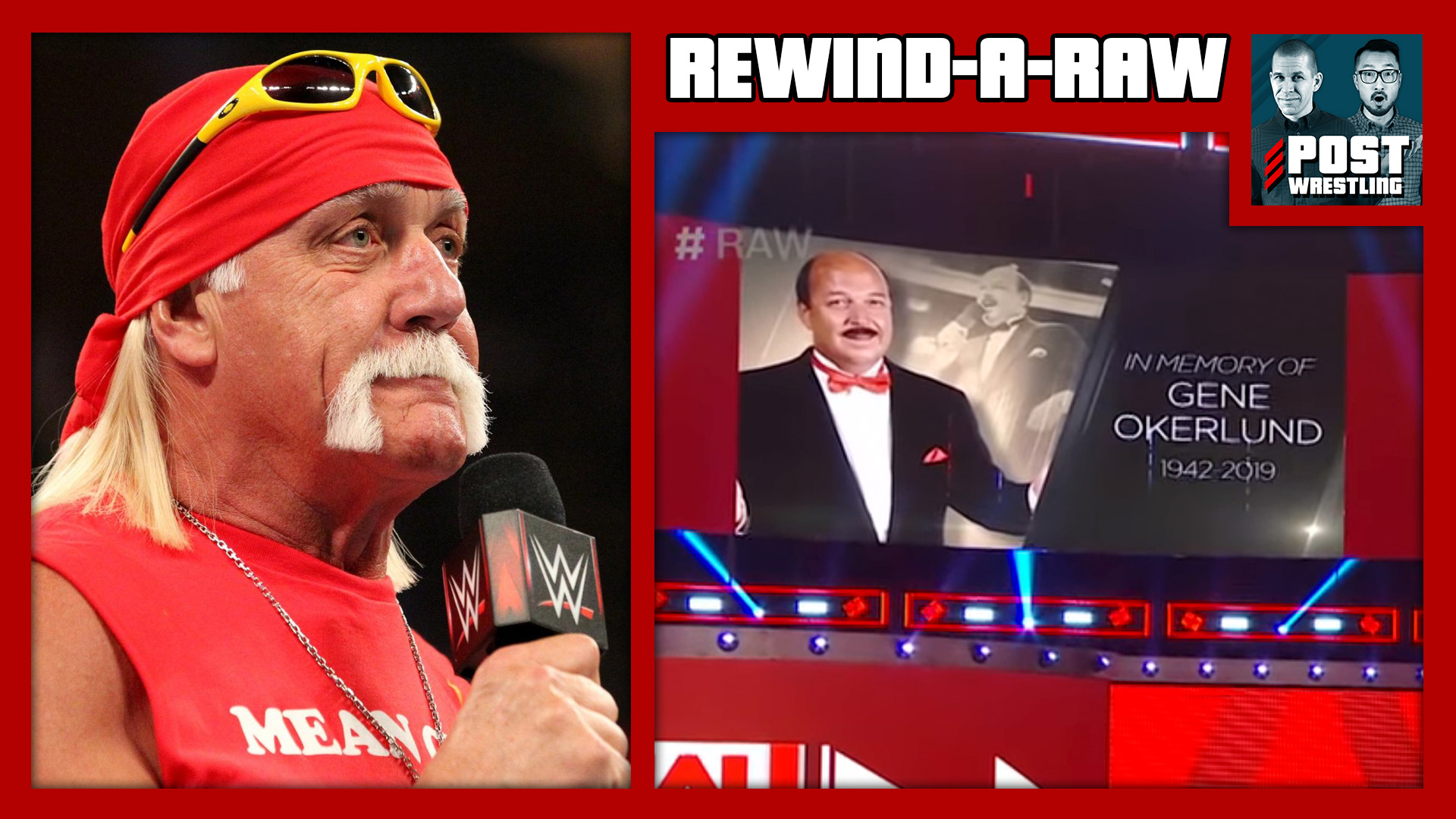 RAR 1/7/19: Gene Okerlund Tribute, Hulk Hogan returns, Falls Count Anywhere