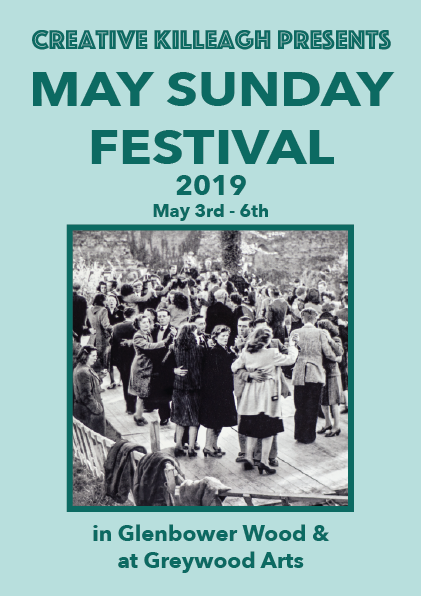 Jessican Bonenfant of Greywood Arts Killeagh speaks on Youghal Today about the May Sunday Festival