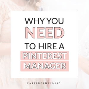 Why You Need to Hire a Pinterest Manager