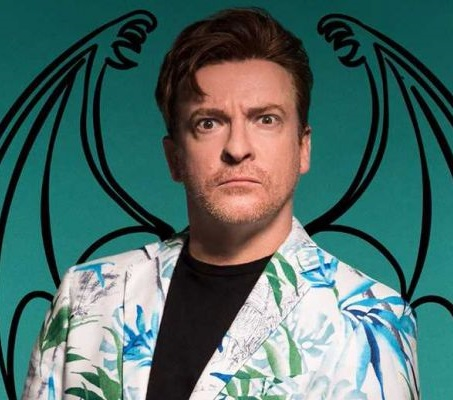 Episode 1 - Interview with Rhys Darby