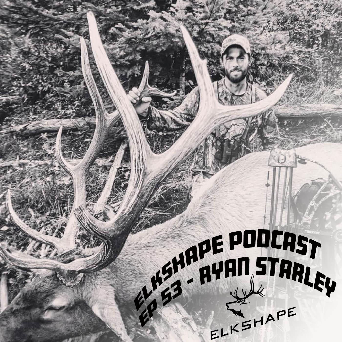 ElkShape Podcast EP 53 - Ryan Starley of Rogue Wild