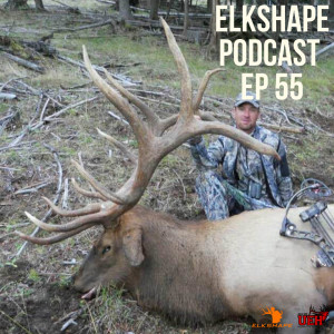 ElkShape Podcast EP 55 Brian Rhead & The Blue Collar Grand Slam