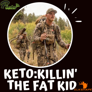 ElkShape Podcast EP 54 - Phelps, Keto, and Trying to Kill the Fat Kid