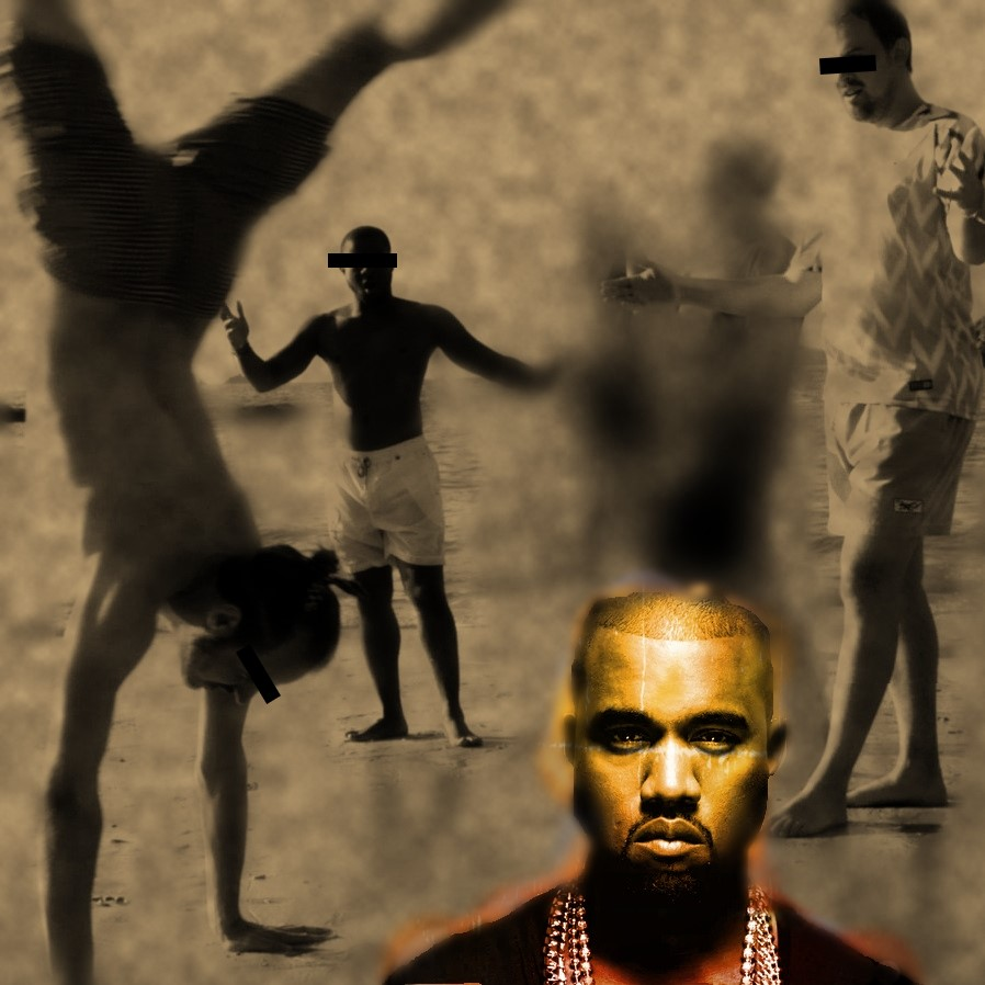 HOOPERS PODCAST: Kanye West & His Albums w/ S.C.N. Hainault & S.J.N Warburton