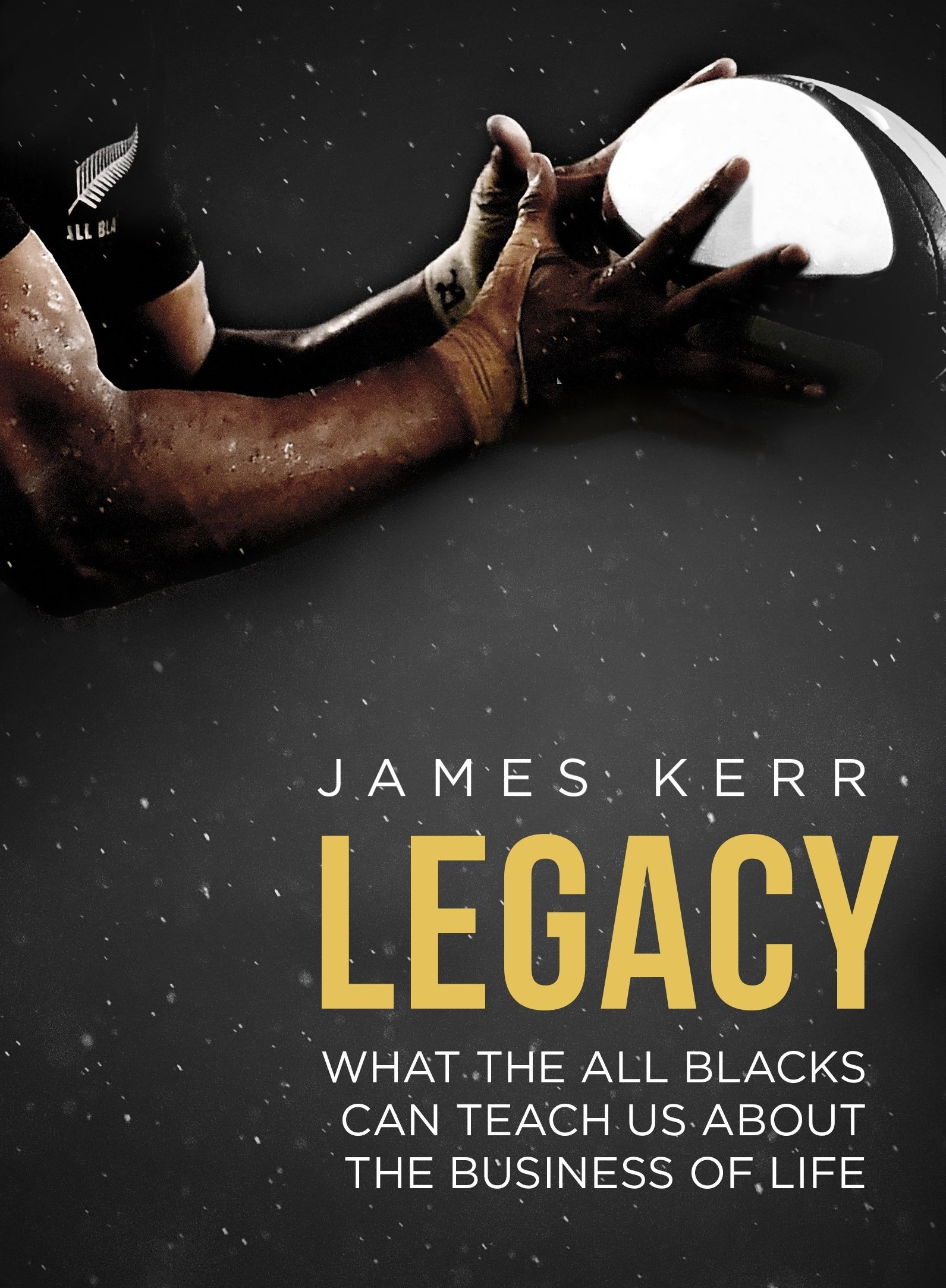 LEGACY with James Kerr (Rebroadcast)
