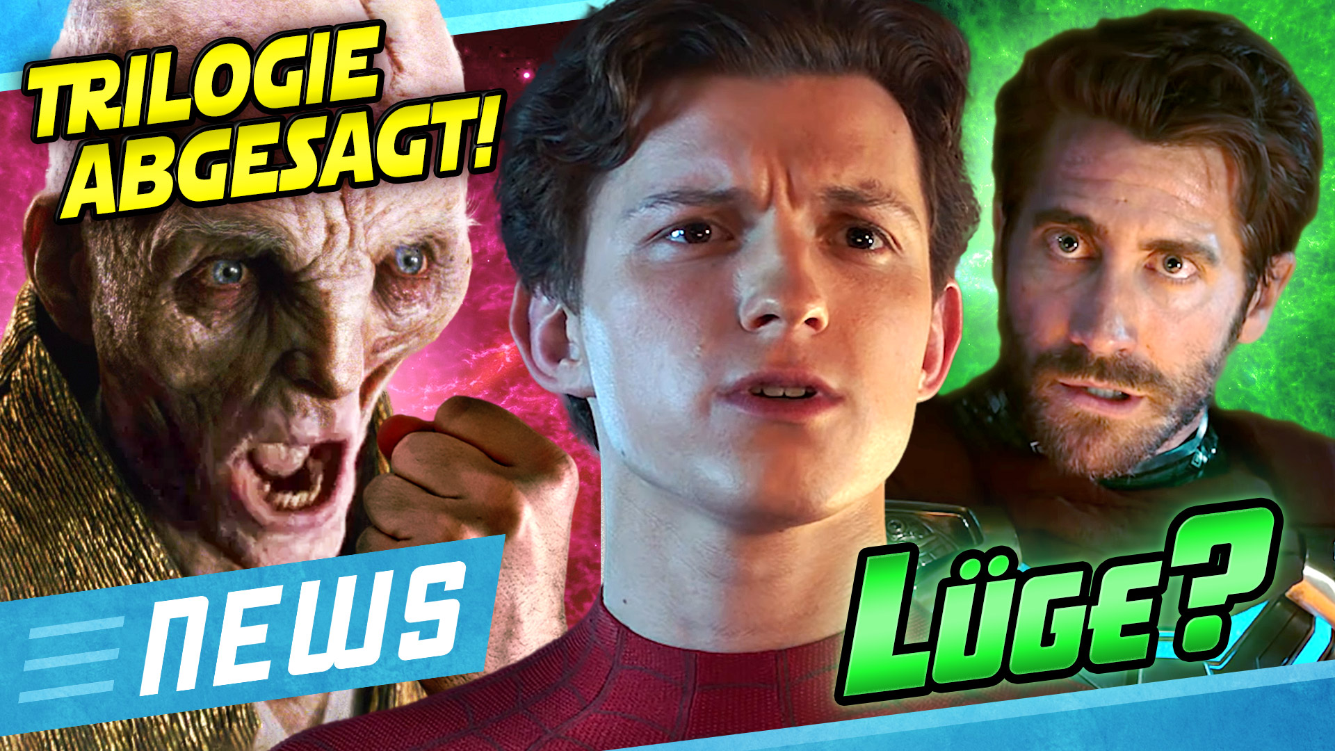 Star Wars Trilogie abgesagt? & Spider-Man Far From Home-Trailer lügt - FLIPPS News