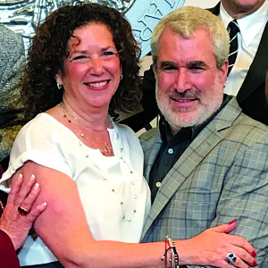 A Hit On Broadway, NYC Cleaners Wins Tony Award, with Bruce Barish