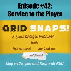 GSPC Episode #42: Service to the Player