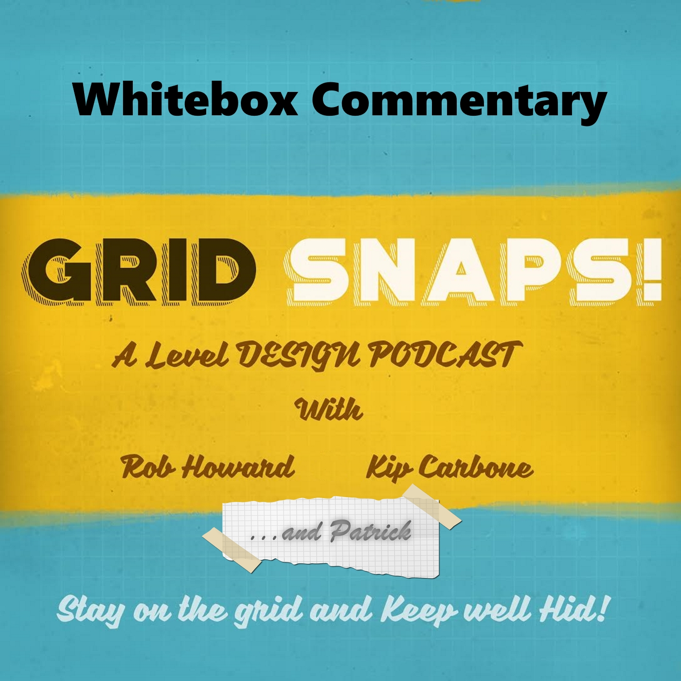 GSPC Whitebox Commentary: Apex Legends with Environment Artist Konrad Honey and Patrick