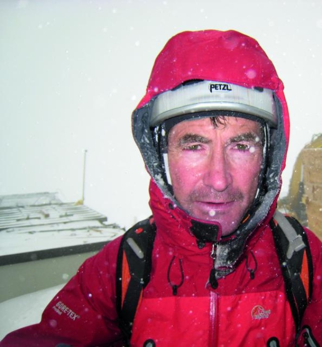 E38: Mountaineer, Andy Cave