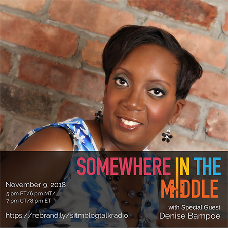 Somewhere in the Middle with Caregiver Life Strategist Denise Bampoe