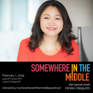 Somewhere in the Middle Welcomes Dating Coach Hiroko Ideguchi