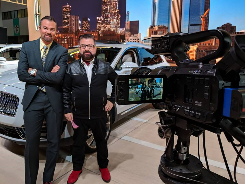 4-22-19 Live From New York International Auto Show