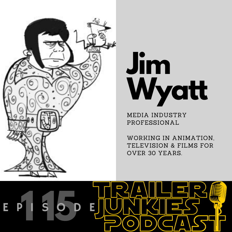 Interview with Jim Wyatt and the movie trailer, Hollywood