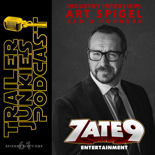 Interview with Art Spigel of 7ATE9 Entertainment and Frozen 2