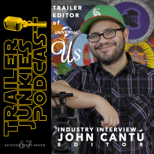 Interview with 'Us' trailer editor, John Cantú and Lucy in the Sky