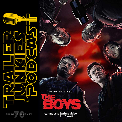 Child's Play, Skin, and The Boys