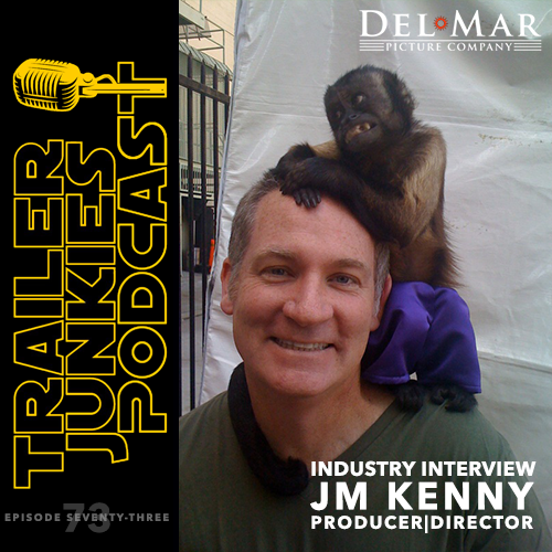 Interview with JM Kenny & Spider Man: Far From Home