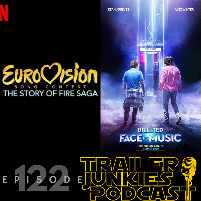 Eurovision Song Contest: The Story of Fire Saga, Feel the Beat, and Bill & Ted Face the Music