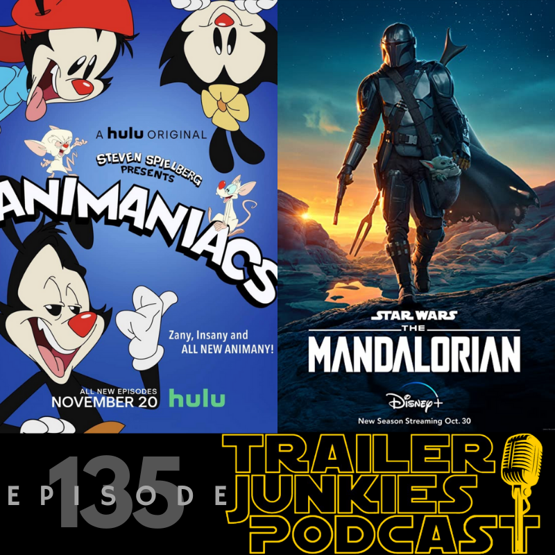 Special Look | The Mandalorian, Raya and the Last Dragon, & Animaniacs