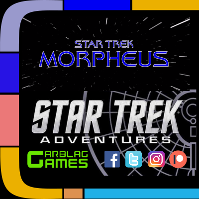 ST: Morpheus - S01E03 - Star Trek Adventures - Primogeniture Part 1