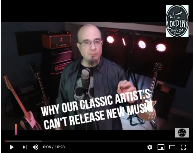 Why Our Classic Artist's Can't Release New Music