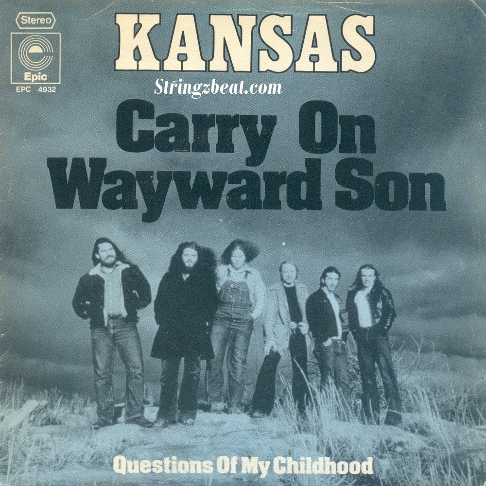 Carry On Wayward Son; Writer's Block Turns To First Major Hit. Wicked Riff Wednesday Ep 12