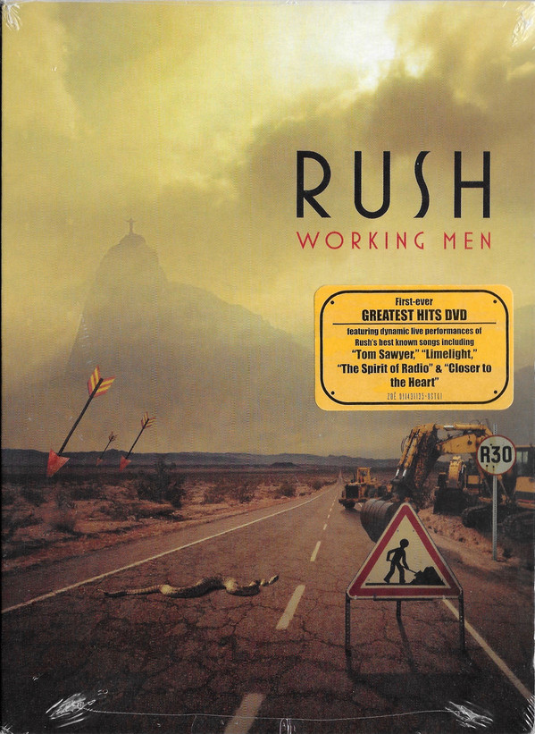 Dissecting Rush's Working Man(Guitar-cast #3)