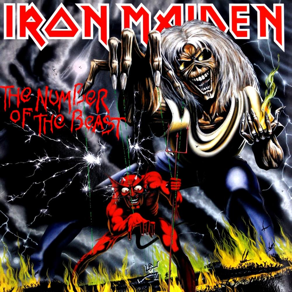 Remembering, Reliving, Reviewing Iron Maiden's Classic Album; Number of The Beast