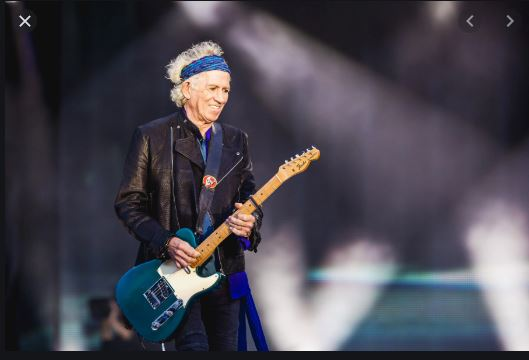 Keith Richards Best Moments