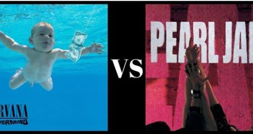 Ten or Nevermind? Which Grunge Album Depressed You More?