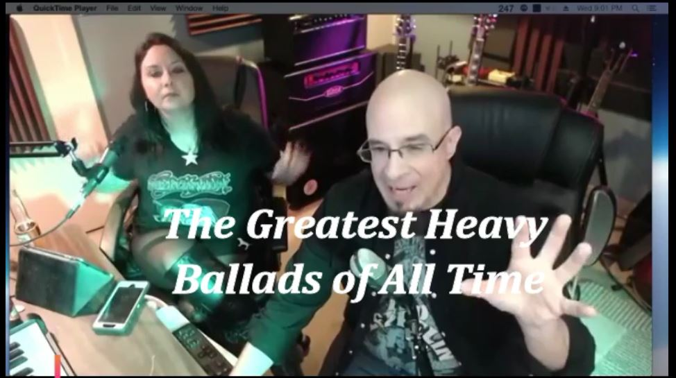 The Greatest Heavy Ballads of All Time