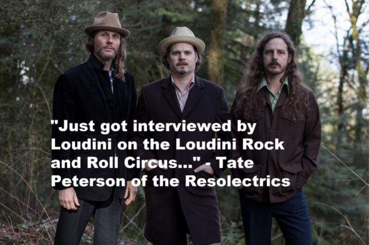 The Resolectrics and the salvation of old school R&B and Rock 'n Roll