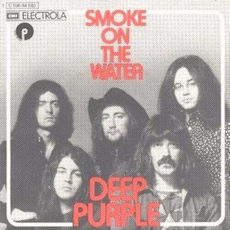 The incredible True Story Behind Smoke On The Water