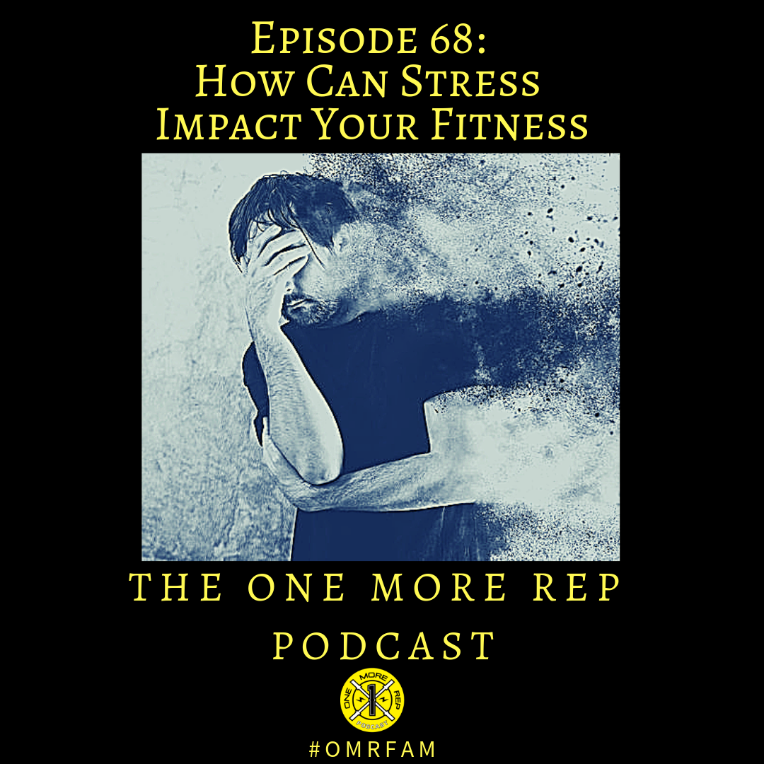 Episode 68: How Can Stress Impact Your Fitness
