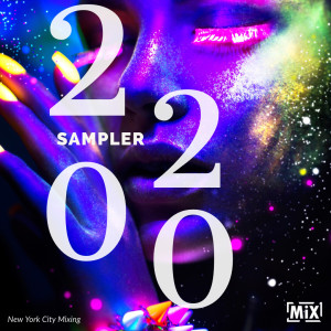2020 Sampler = Touch of Everything // #nycmixing