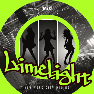Limelight = Glow Party XO // #nycmixing