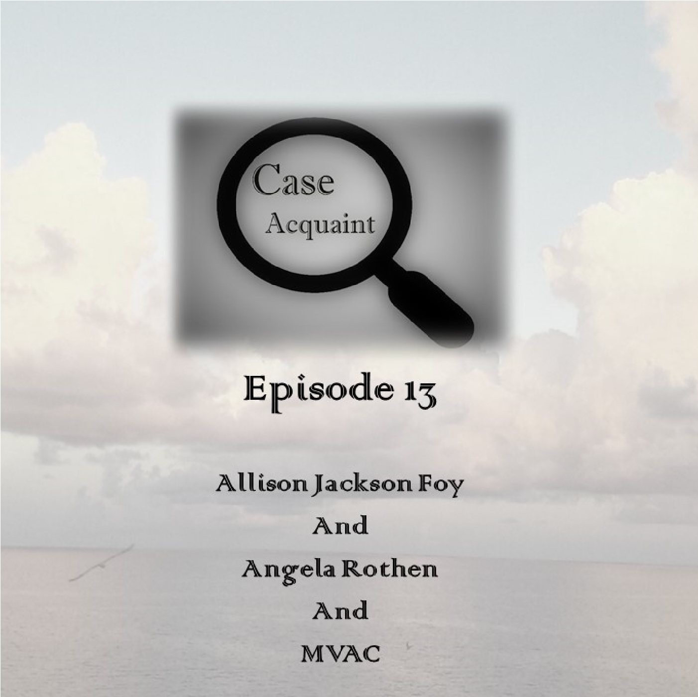 Episode 13 Allison Jackson Foy and the MVAC