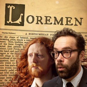 Loremen S1 Ep5 - Minster Lovell and Silky